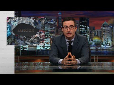 Fashion: Last Week Tonight with John Oliver (HBO)