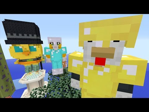 Minecraft Xbox - Ocean Den - Getting Fancy (67)