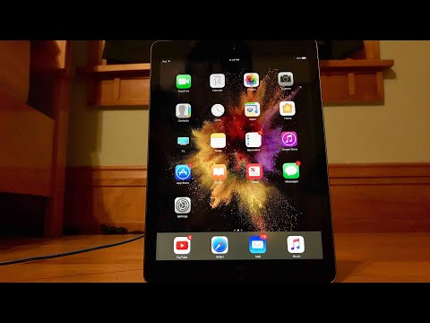 iPad 9.7 Review (2017)
