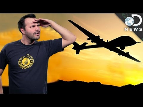 How Do The Most Advanced Military Drones Work?