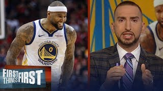 Nick Wright on Boogie Cousins