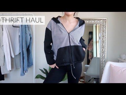 Thrift Haul No. 36!