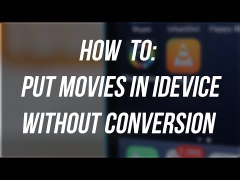 How To Put Movies On Your iDevice