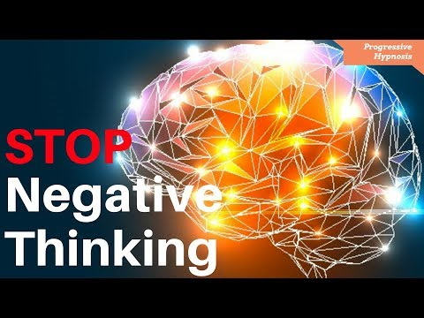 Stop Negative Thoughts Hypnosis ★ Overcome Subconscious Negativity ★ Be Positive