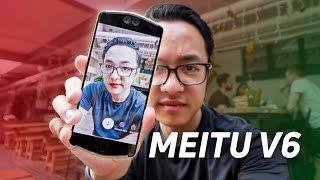 Meitu V6: The selfie phone you