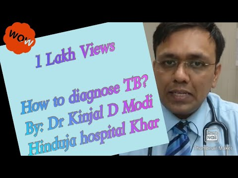 Diagnosis of TB - explained in Hindi