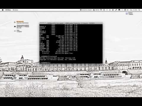 DosBox auf dem Mac