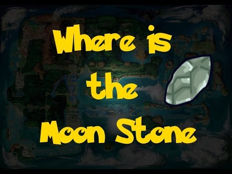 Where Is: The Moon Stone (Pokemon Alpha Sapphire/Omega Ruby)