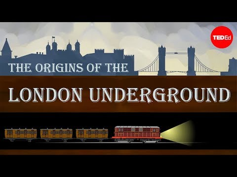 How the world's first metro system was built - Christian Wolmar