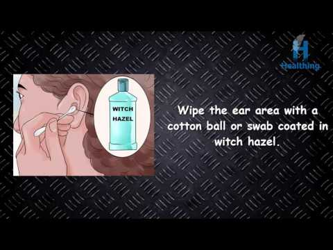 Pimples in Ear | How to Get Rid of Pimples Inside the Ear