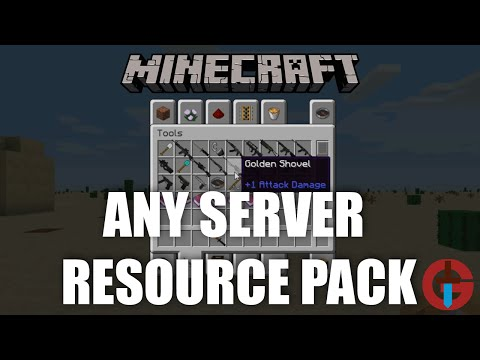 How to get any Server Resource Pack in Minecraft