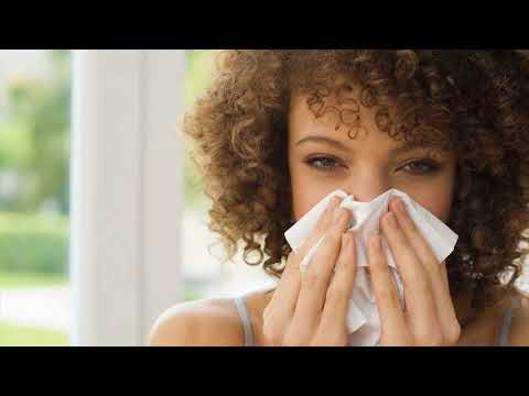 Take Hot Shower And Blow Your Nose To Get Rid Of Runny Nose - Instant Relief Tips