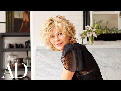 Inside Meg Ryan's New York City Loft | Celebrity Homes | Architectural Digest