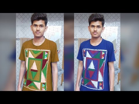 How to Change Cloth Color in Photoshop 7.0 in Hindi / Urdu.