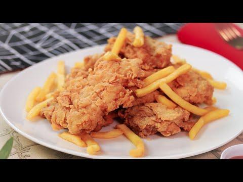 Crispy Fried Fish Recipe By SooperChef