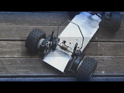 Car chassis // Other things // RC Car project