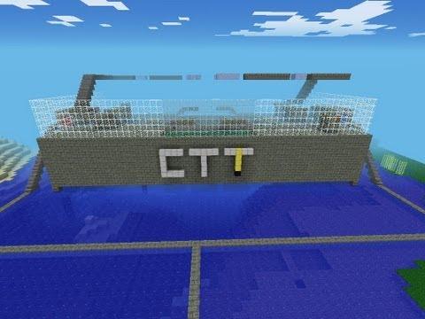 Omnifrost Map Update- Achievement City In Minecraft PE 1.2!