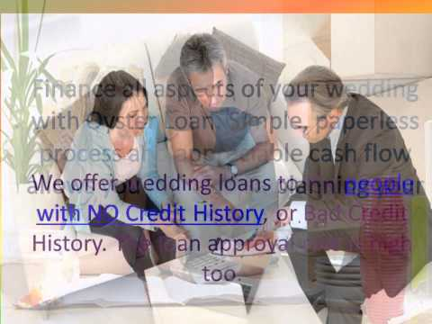 Stirring offers on the Wedding Loans for Bad Credit People