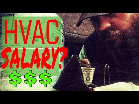 HVAC Salary, Myths and Realities