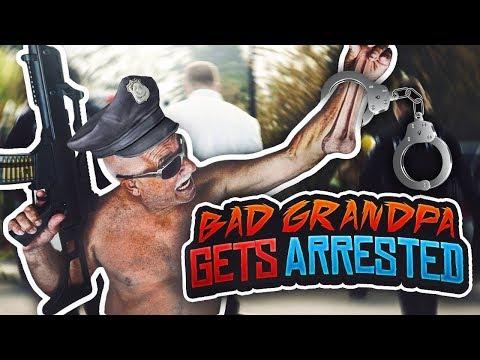BAD GRANDPA GETS ARRESTED DOING EXTREME PUBLIC PRANKS!!! 👴🏼😂
