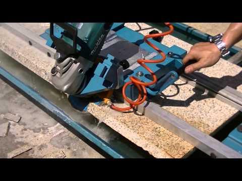 ABACO RAIL SAW RS-3 -granite, marble, stone cutting machine, stone tool machine