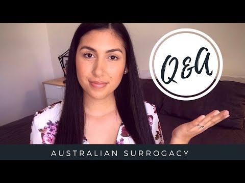SURROGACY Q&A   AUSTRALIAN SURROGATE