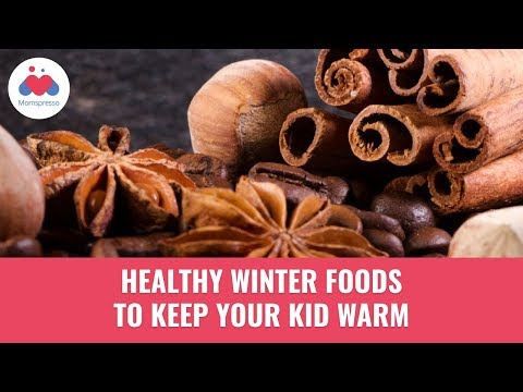 Winter Healthy Foods For Kids
