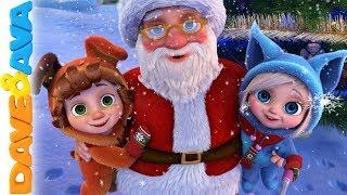 🎄Christmas Songs and Nursery Rhymes | Dave and Ava Christmas 🎄