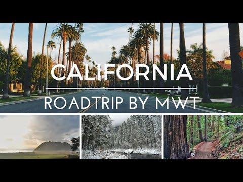 CALIFORNIA ROADTRIP (L.A., San Francisco, Yosemite, Death Valley, Grand Canyon, Las Vegas)