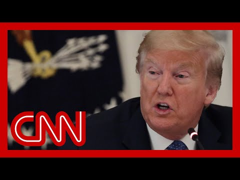Trump calls study his administration partly-funded phony