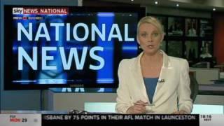 New look for Sky News Australia (2010)