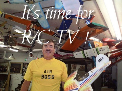 R/C-Television?  Let's do a TV show.