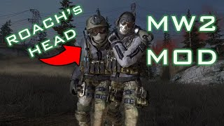 Mw2 Ghost And Betrayal