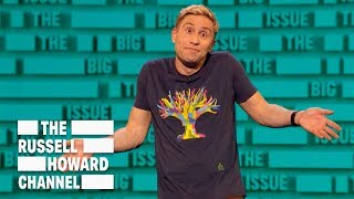 You Know Climate Change Is Bad When Even Terrorists Are Doing Their Bit The Russell Howard Hour