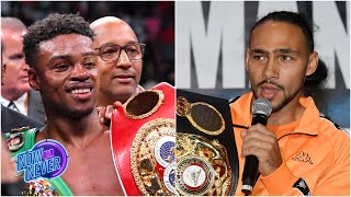 Keith Thurman eyes Manny Pacquiao rematch, eventual fight with Errol Spence   Now or Never