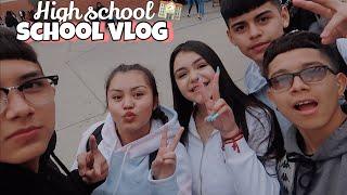 High school vlog *freshman*