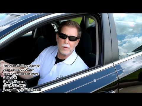 Drive Wise App Jean in Car