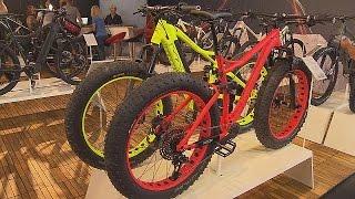 """دراجات كهربائية فريدة من نوعها في معرض """"يوروبايك"""""""