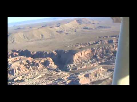 Big Bend Plane flight Terlingua Texas March 22 2012