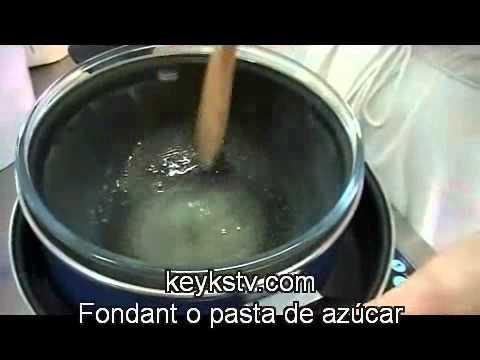 Fondant recipe. How to make rollover fondant or sugarpaste
