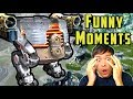 War Robots FUNNY MOMENTS Gameplay FAILS 20k Subscriber Special