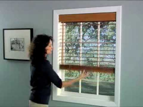 Signature Series | Cordless Wood Blinds