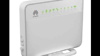 huawei HG630a | How to use Flash drive or HDD as central Network