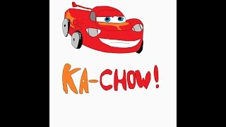 The entire cars movie but every time they say Ka-Chow! it gets faster (Giveaway)
