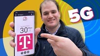 Is T-Mobile's new 5G network worth the upgrade?