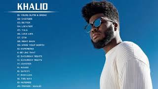 Best Songs Of Khalid - Best Pop Music Playlist Of Khalid 2020 | Best English Songs Playlist  2020