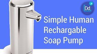 Simple Human Rechargeable Sensor Pump