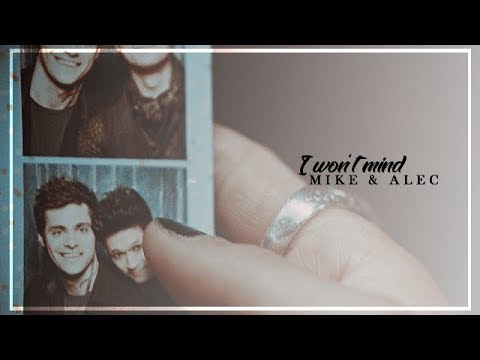 Mike & Alec | You'll never be mine[AU]