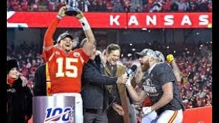 2019 NFL Playoffs AFC Championship Game Highlight Commentary (Chiefs vs Titans)