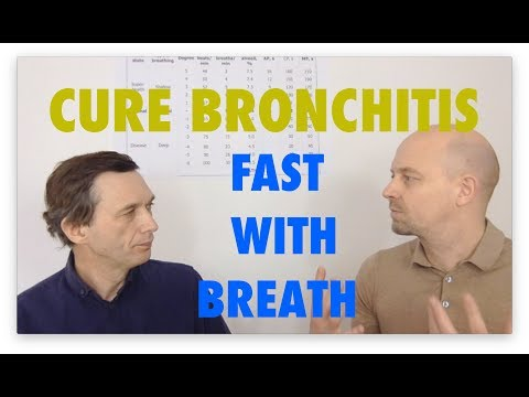Cure Bronchitis Fast [100% Success]: Breathing Exercises and Buteyko Method – Interview Dr. Artour